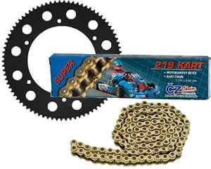 Sprockets and Chains